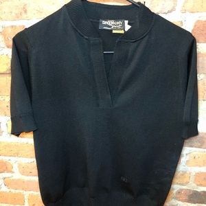 Vintage Givenchy Sport short sleeve sweater